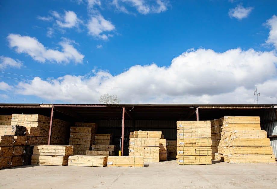 Lovvorn Lumber pallets